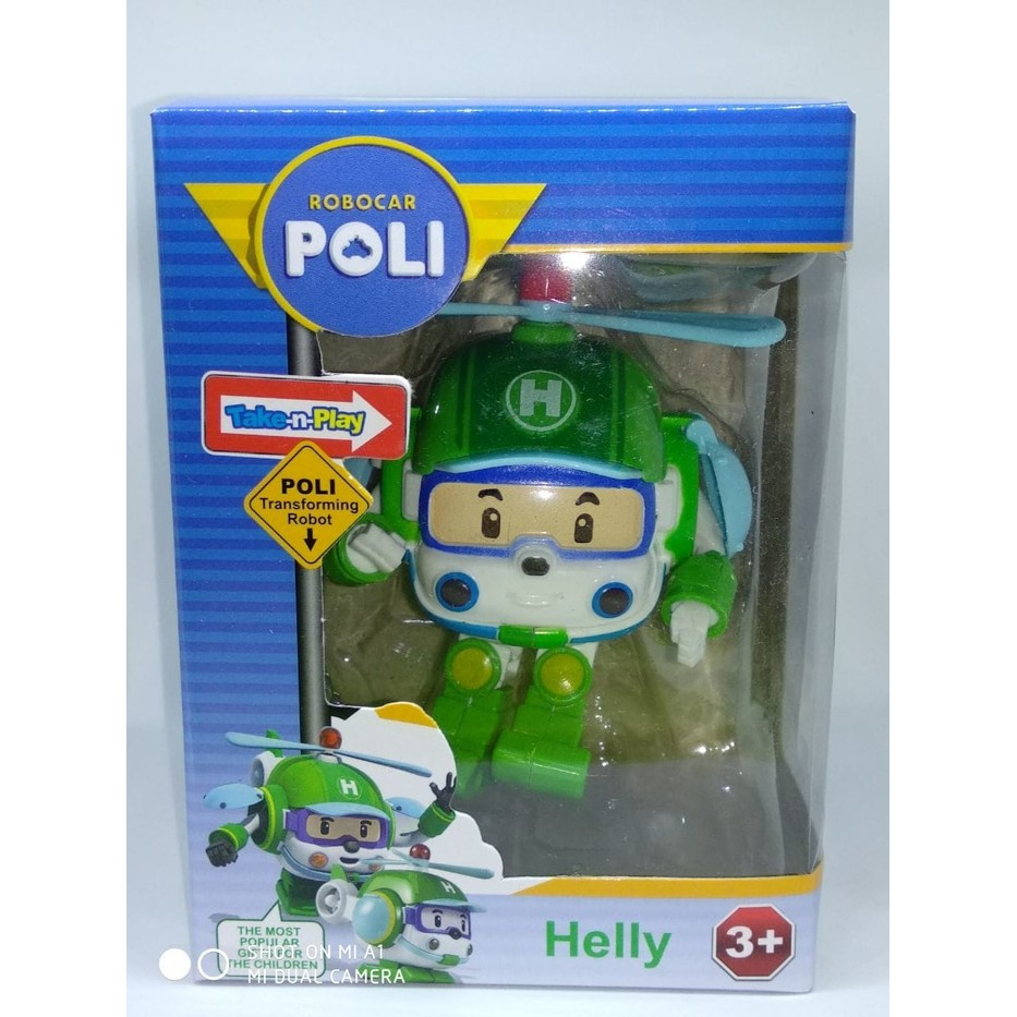 ... TRANSFORMABLE PARKING ROBOCAR POLI 660-197. Source · Dapatkan Harga Mainan Robot .