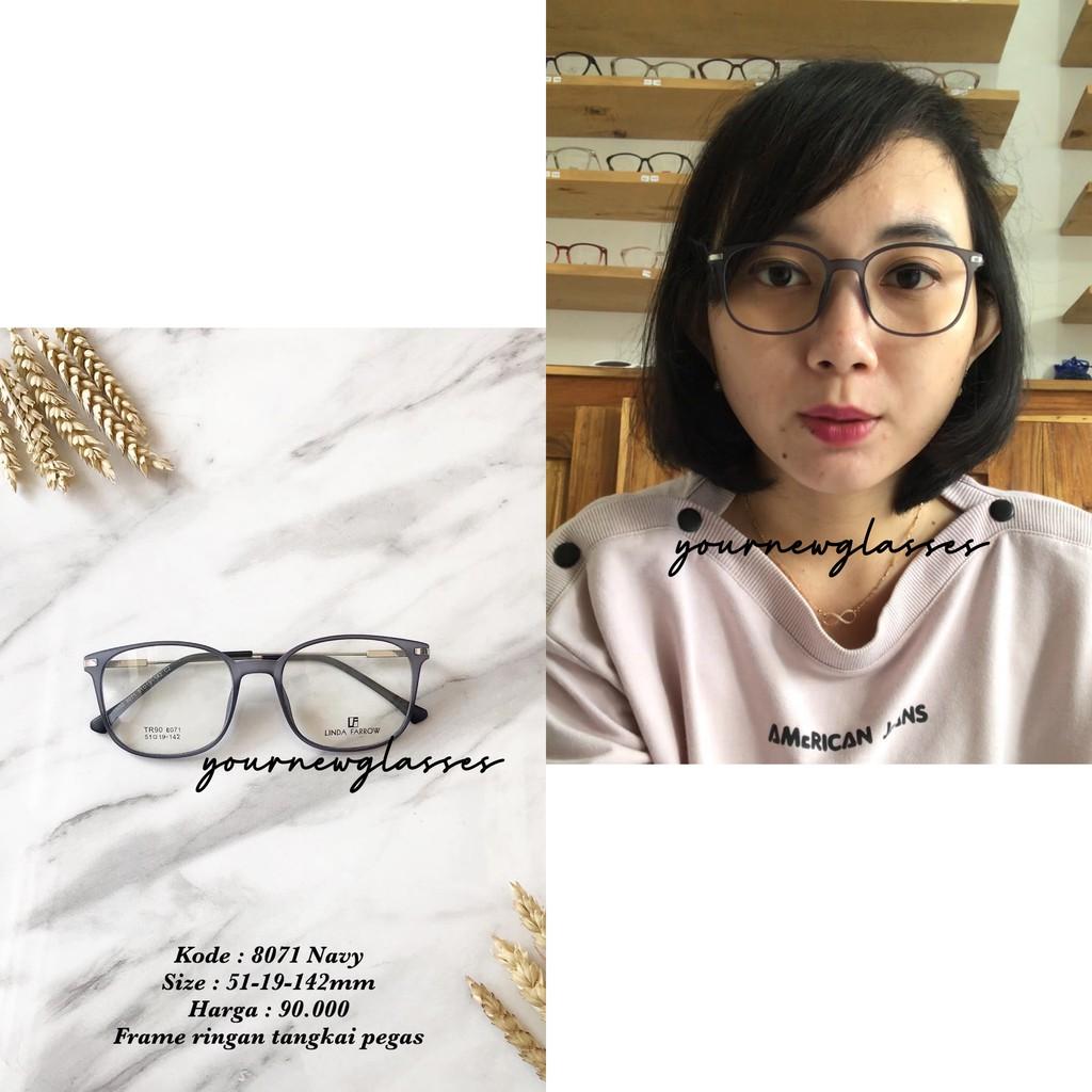 Kacamata wanita Frame 8071 termurah