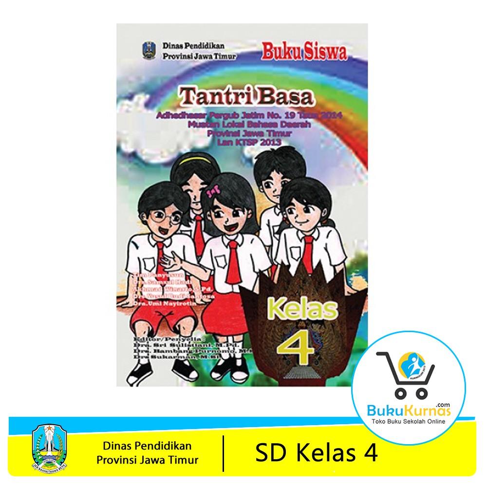 Buku Bahasa Jawa Tantri Basa Sd Kelas 4 Shopee Indonesia