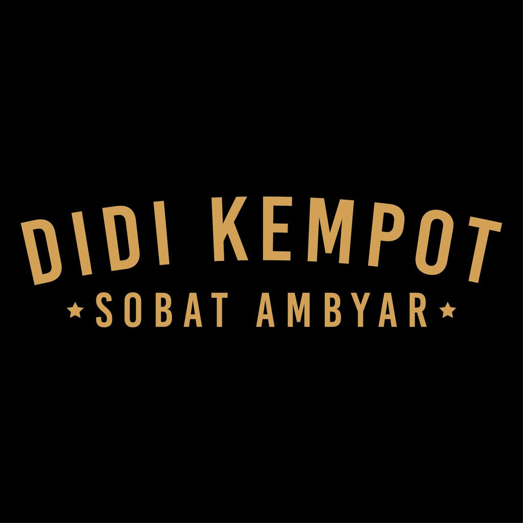 Kaos Didi Kempot Sobat Ambyar Premium Kode Dk01 Shopee Indonesia