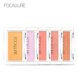 FOCALLURE Blush Makeup Face Blusher Cosmetic Pressed Powder thumbnail