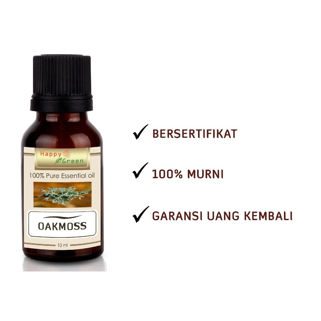 Happy Green Roman Chamomile 10 ml - Minyak Bunga Kamomile | Shopee Indonesia