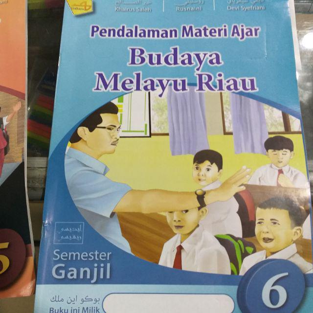 Buku Lks Bmr Budaya Melayu Riau Semester 1 Shopee Indonesia