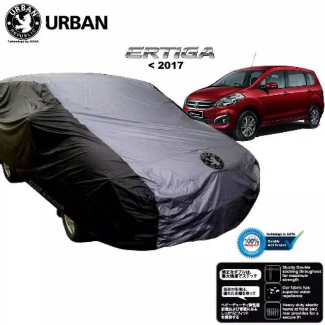 Cover Mobil Urban Suzuki Ertiga (<2017) / Aksesoris Mobil Ertiga / Selimut Mobil Ertiga