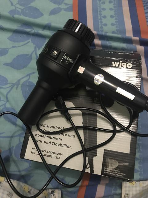 HAIR DRYER WIGO TAIFUN 900 650 WATT ORIGINAL   HAIRDRYER PENGERING ... c73dd5a697