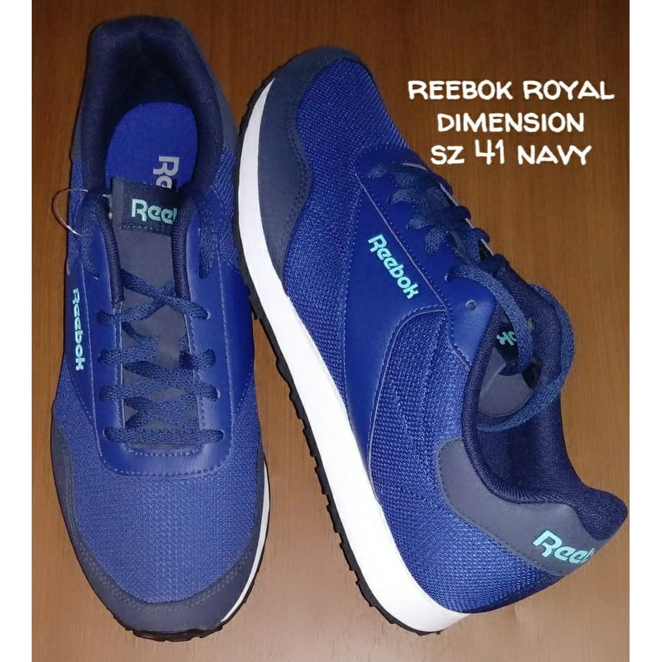 Sepatu Reebok Royal Dimension Navy  17fc5060e5