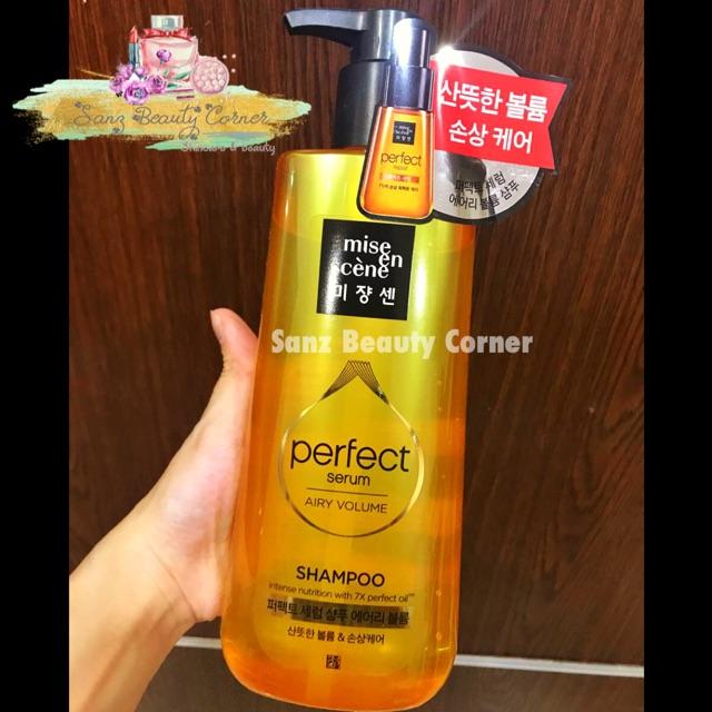 Mise en scene Super Botanical Abyssinian oil   ylang ylang shampoo ❤ .  e005833bda
