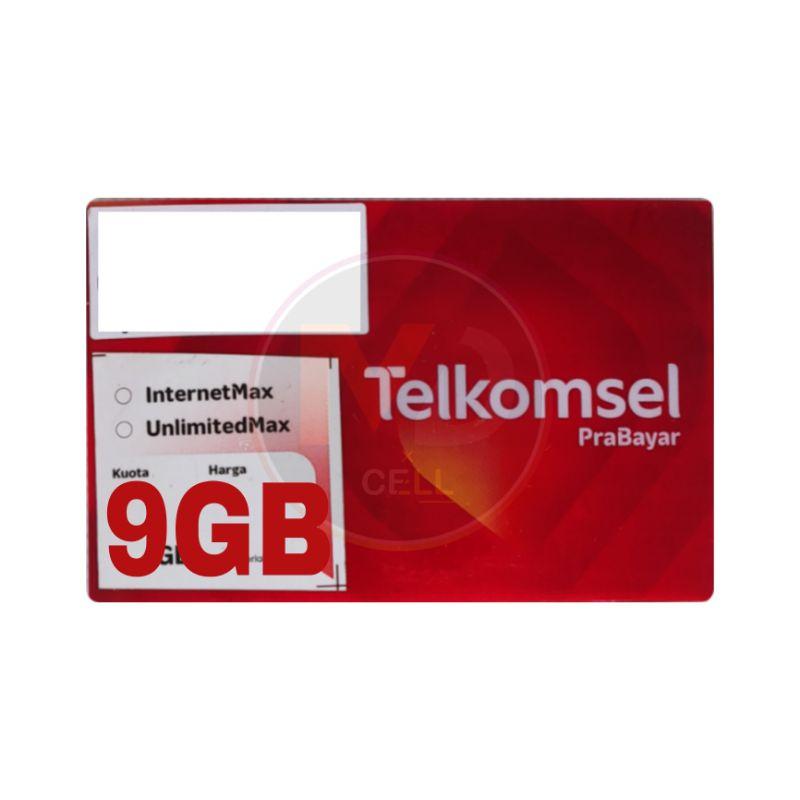Telkomsel 9GB