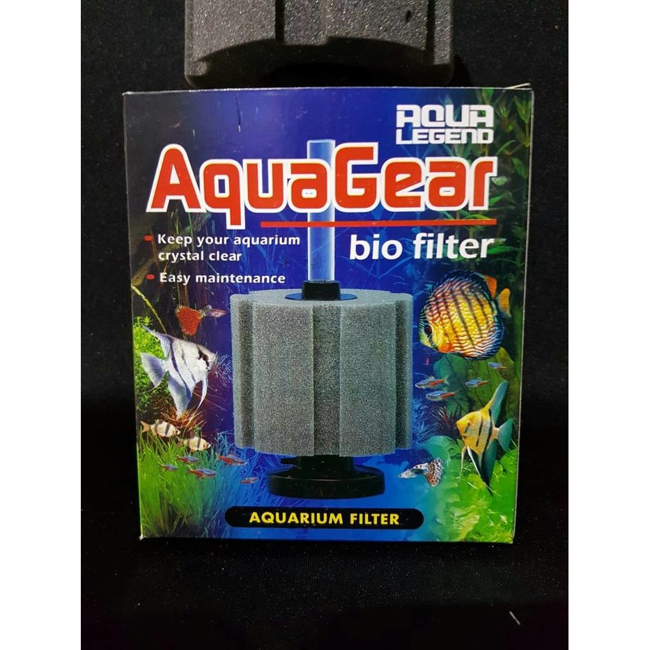 Filter Aquarium Bulat Bio Ukuran S Shopee Indonesia Kolam Ikan Media Ball Keramik Ring