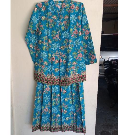 (#sale) Setelan batik / baju nenek ➹ Produk ̿'̿̿