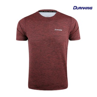 DK Daily Active Wear (Man) Tee Man V2 Wave Maroon - Regular Fit