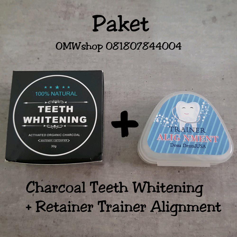 HQP Jual Charcoal Whitening Teeth - Arang Pemutih Gigi Alami - By Mello  White  bd9467bd71