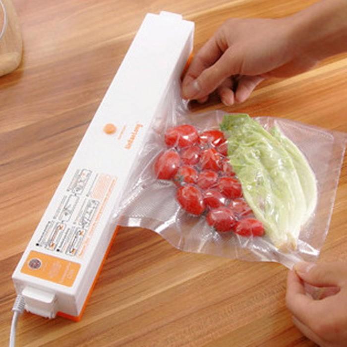 Vakum Plastik Makanan 1