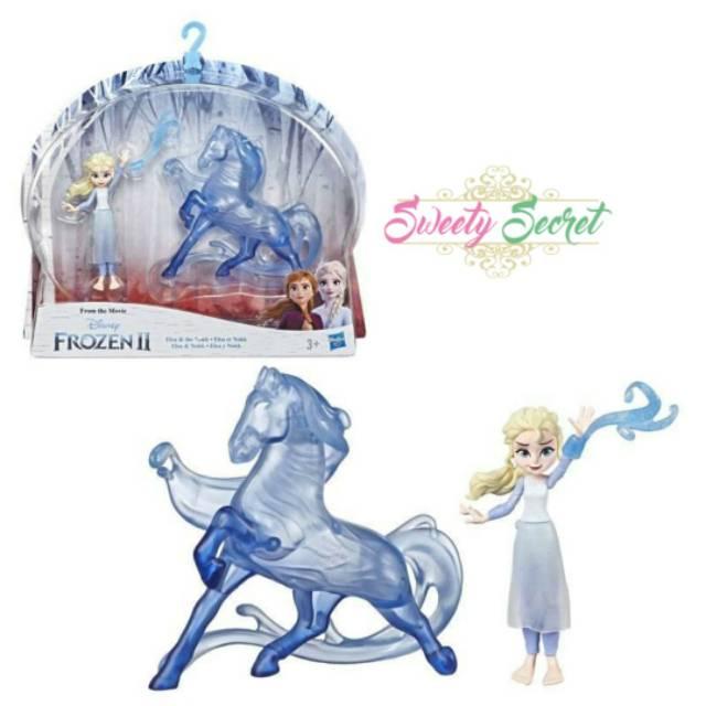 Disney Frozen Elsa Fashion Doll Nokk Figure Inspired By Frozen 2 Shopee Indonesia