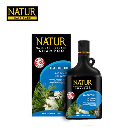 Natur Hair Shampoo Anti Dandruff-2