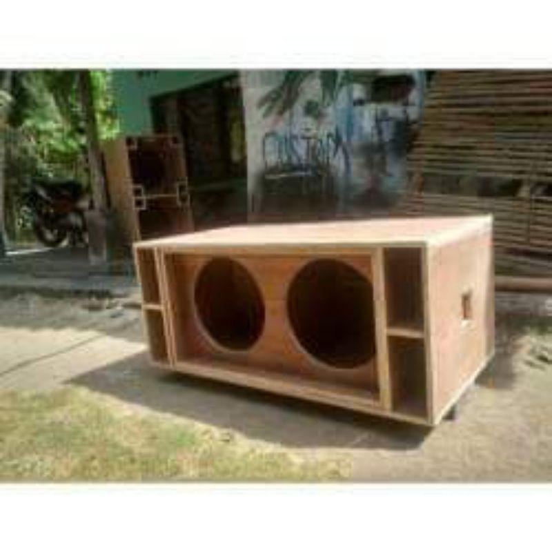 box speaker 6inch double model SPL