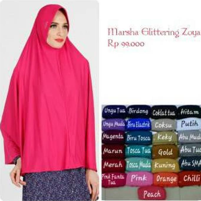 Jilbab Zoya Temukan Harga Dan Penawaran Hijab Online Terbaik