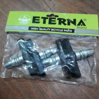 Pacific Rem V-BRAKE Komplit Set Sepeda MTB / BMX / LIPAT