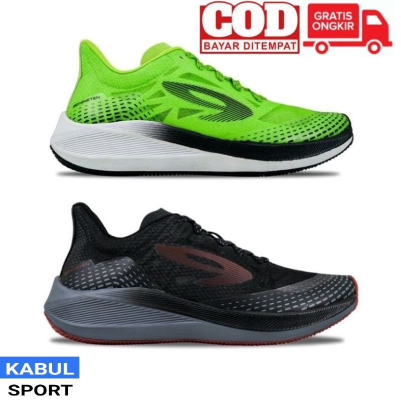 Sepatu running 910 haze 1.5