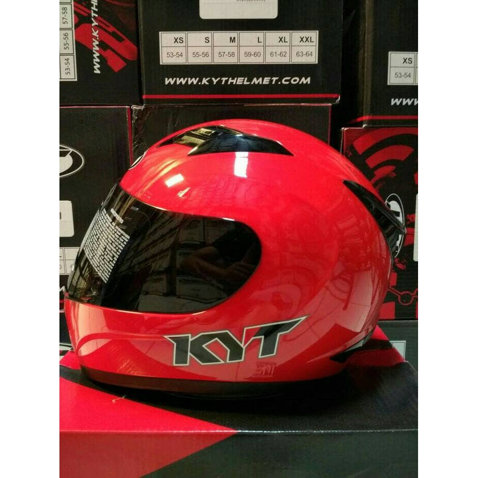 Helmet Full Face Trx R 86100h07aa0 Shopee Indonesia Cargloss Mxc Supertrack Helm Motocross Red Yellow Sp Whity White Putih Size L