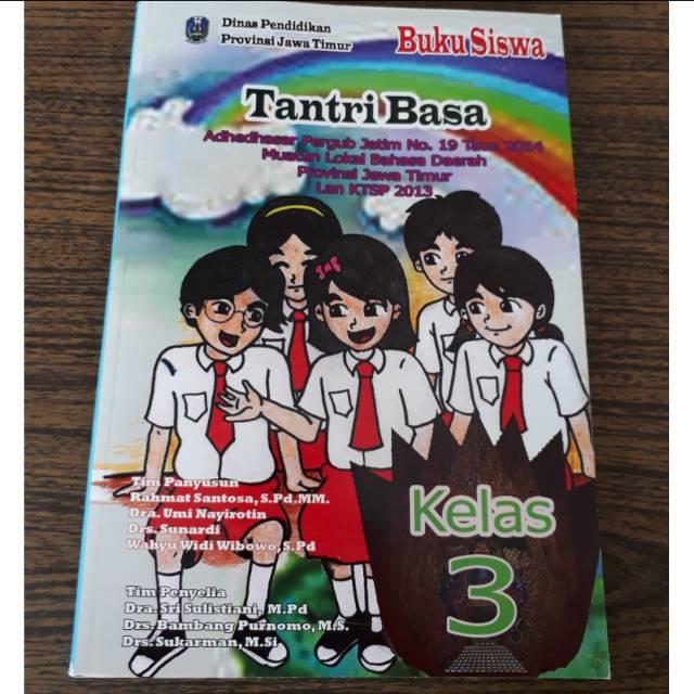 Tantri Basa Kelas 3 Sd Mi Shopee Indonesia