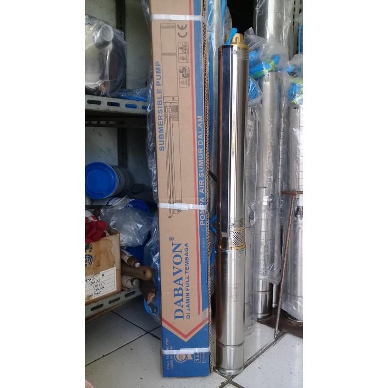 """Pompa Satelit/Submersible Dabavon/Nasional MC 3"""" 0,5 Hp ..."""