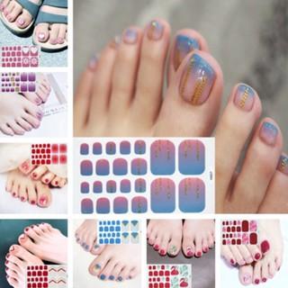 Stiker Kuku Anti Air untuk Nail Art thumbnail