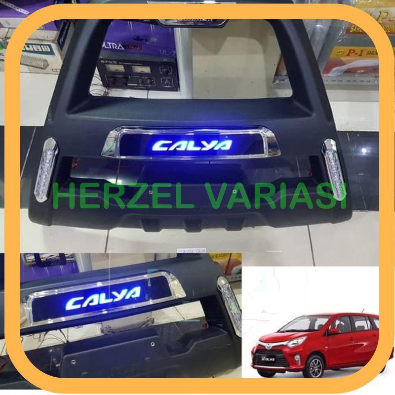 Tanduk Depan/Bemper Depan Mobil Calya