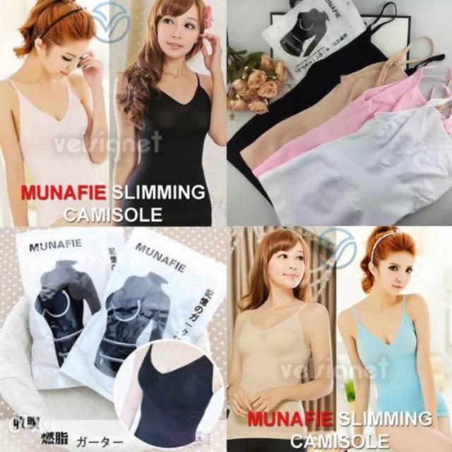 783f4ab60d671 MUNAFIE SLIMMING CAMISOLE JAPAN