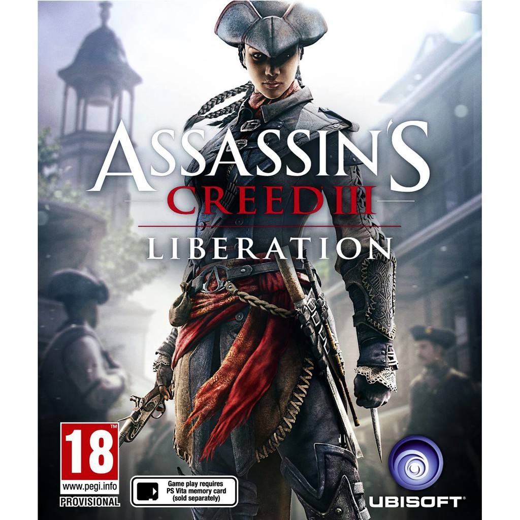 Assassins Creed Liberation Hd Shopee Indonesia