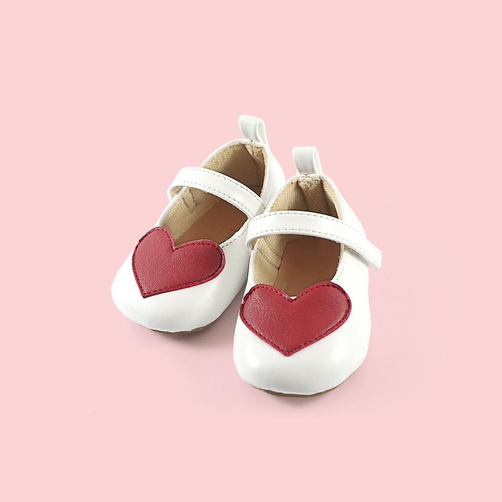 Jual Beli Produk Prewalker Sepatu Bayi Fashion Anak Perempuan Pink Love Shopee Indonesia