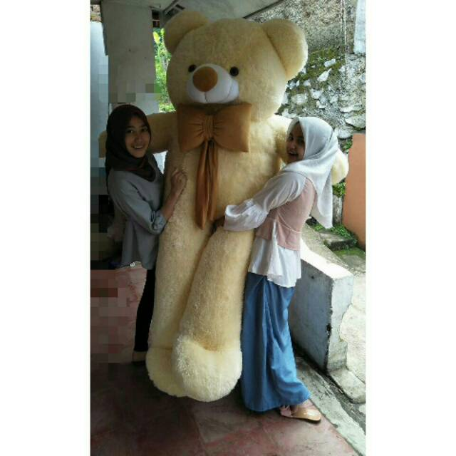 Boneka Teddy Bear raksasa 2 meter  9d8cb95ec9