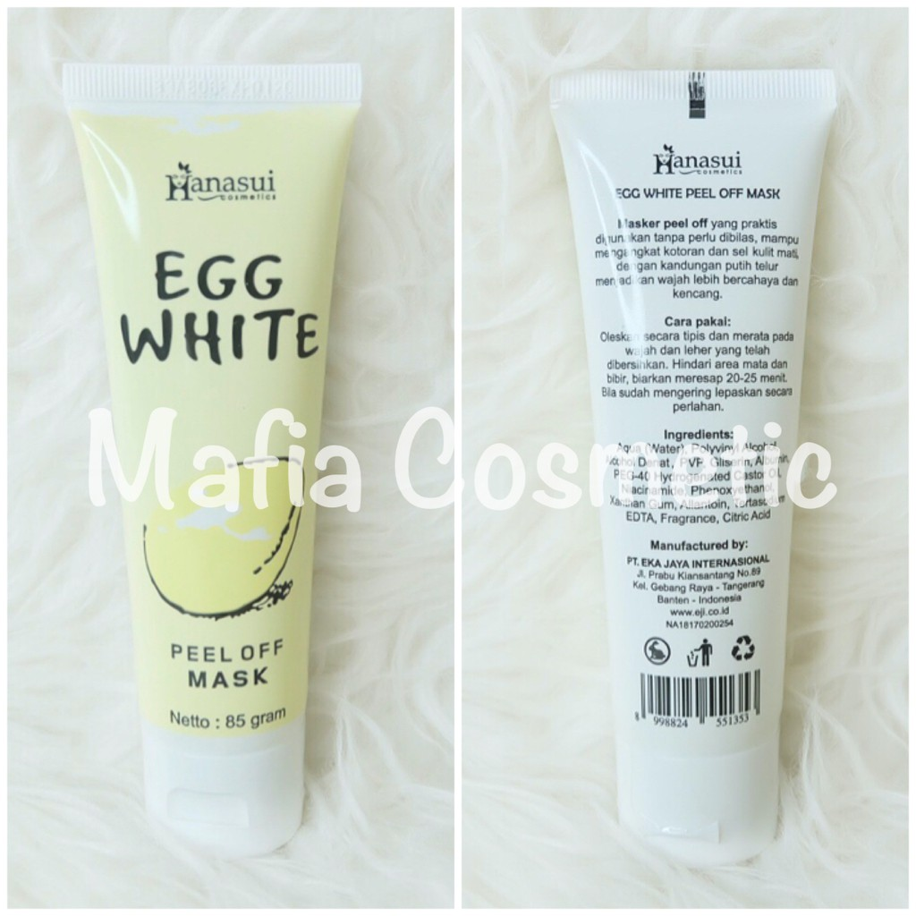 Naturgo Original Mud Mask Masker Lumpur Hanasui Bpom Paket 5 Pcs Shopee Indonesia