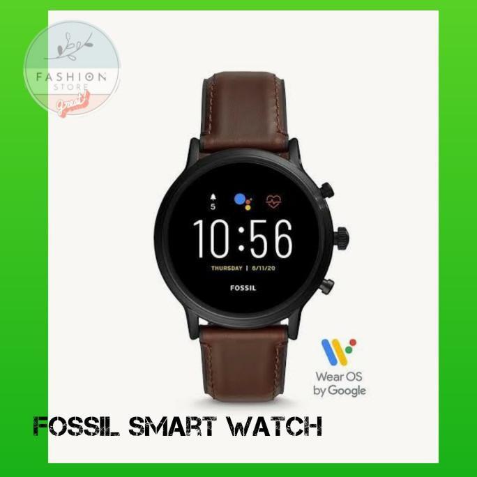 Fossil Smartwatch Gen 5 Jam Tangan Pria Fossil Ftw4026 Original Casiaurorashop