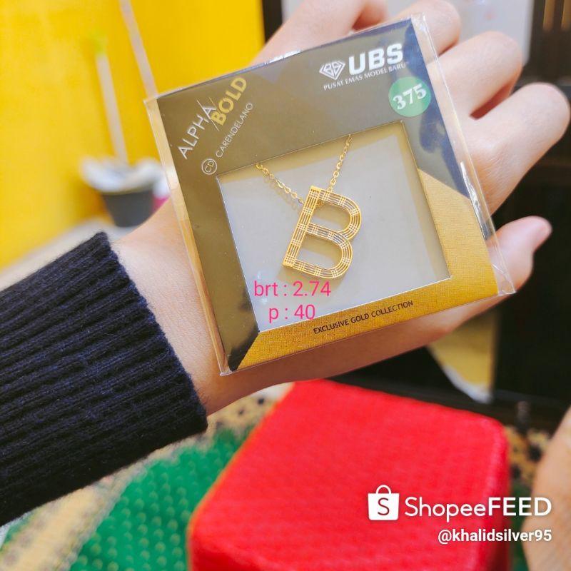 emas kode 375 ubs