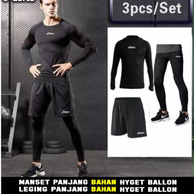 Paket Hemat Baju Celana Voli Legging Manset Tangan Celana Voli Kaos Jersey Voli Termurah Shopee Indonesia