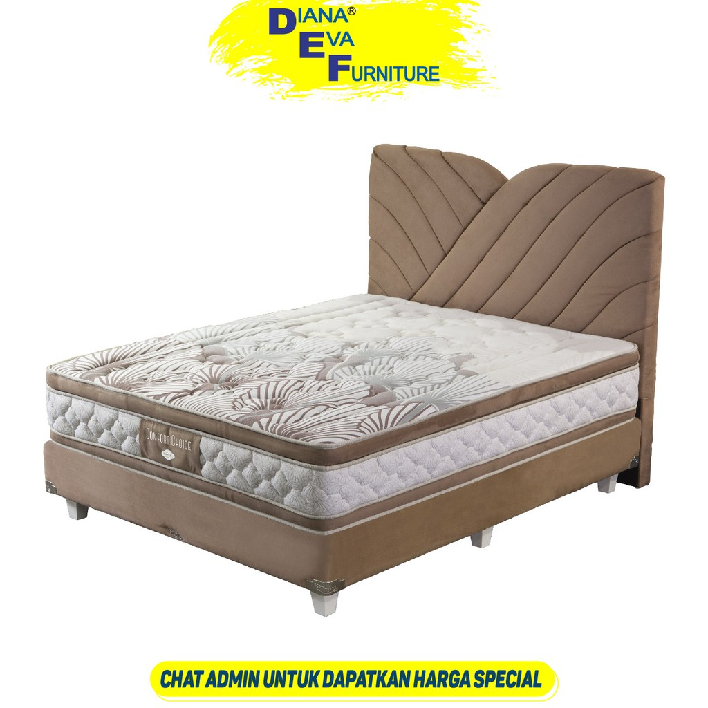 Comforta Spring Bed Comfort Choice ( Kasur Only )