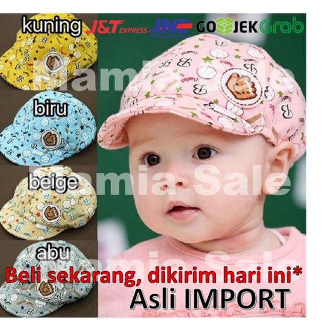 34e26522 Topi pet anak - hat Newsboy bayi - topipet copet - sutradara pelukis cap |  Shopee Indonesia