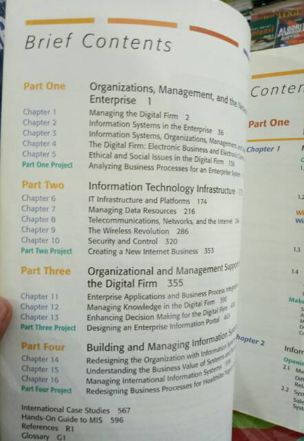 Management Information Systems Managing The Digital Firm Ninth Edition Shopee Indonesia