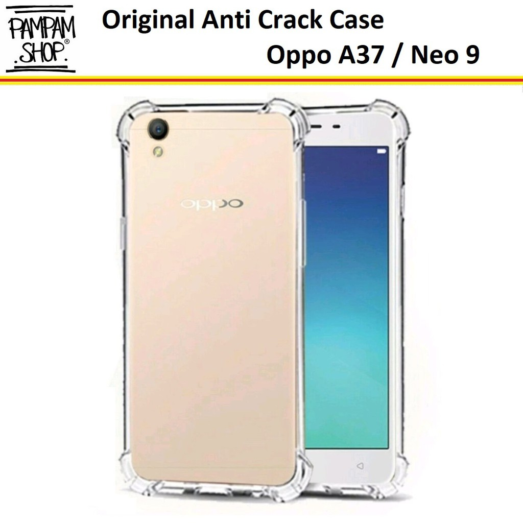 Oppo Neo 9 A37 Anti Crack TPU Softcase Full Protection Ultrathin   Shopee Indonesia