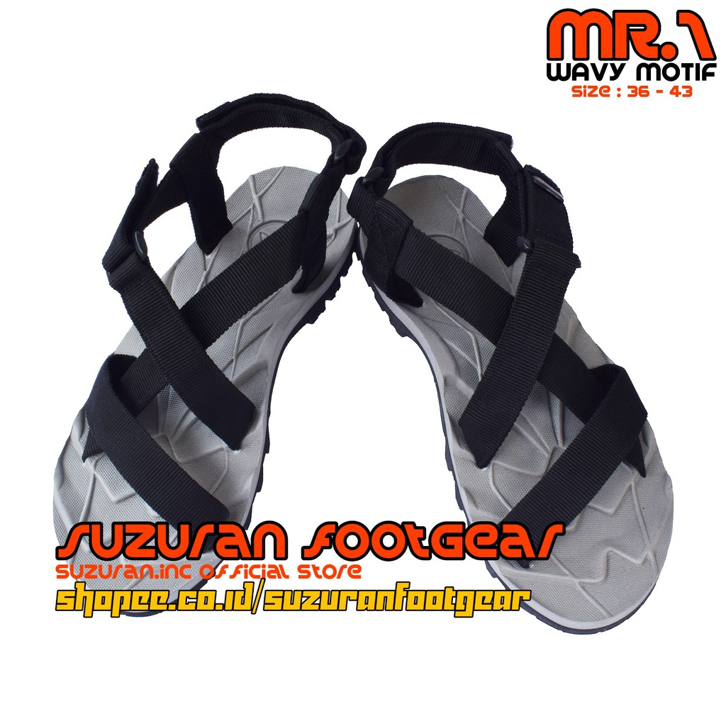 Shopee Indonesia Jual Beli Di Ponsel Dan Online Suzuran Sandal Gunung Cross Thumb Mr2 Brown