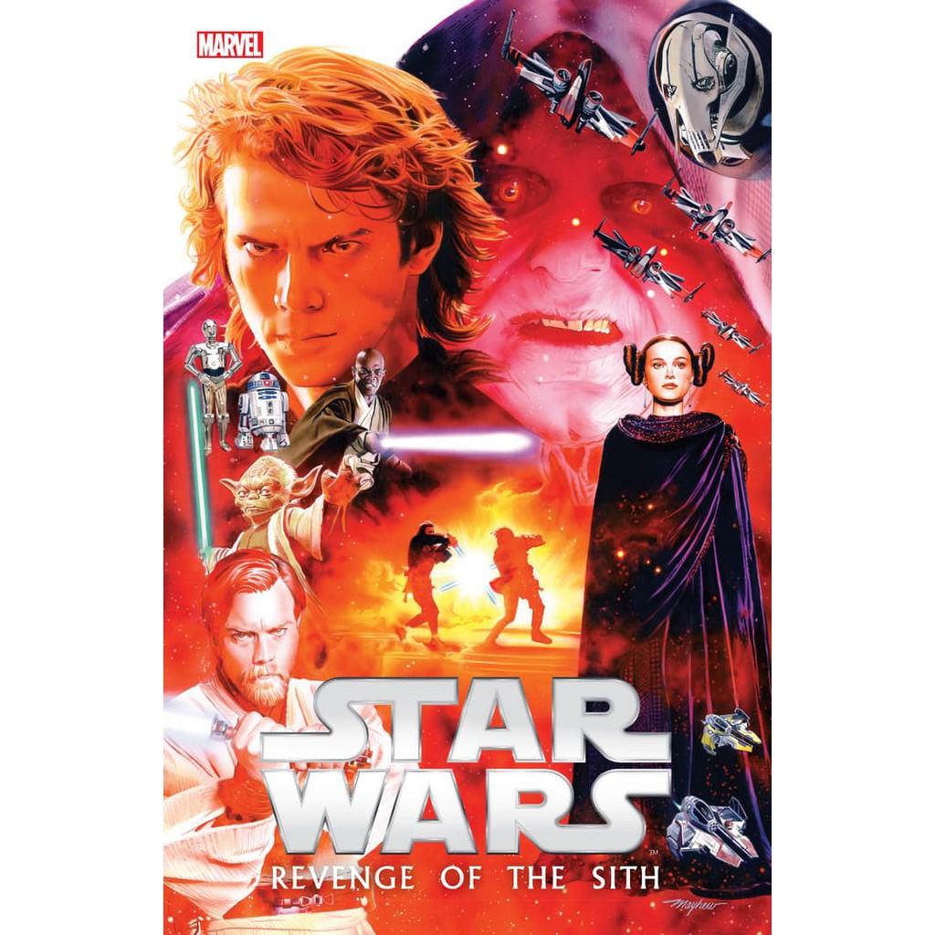 Star Wars Episode Iii Revenge Of The Sith Graphic Novel Ebook Shopee Indonesia