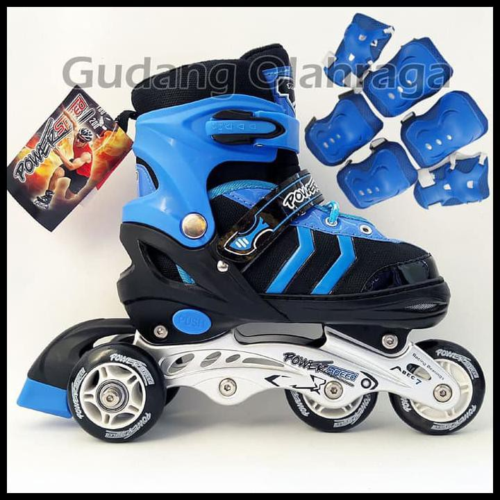Sepatu Roda Inline Skate Power outside Model BAJAJ  b5ae9f98bd