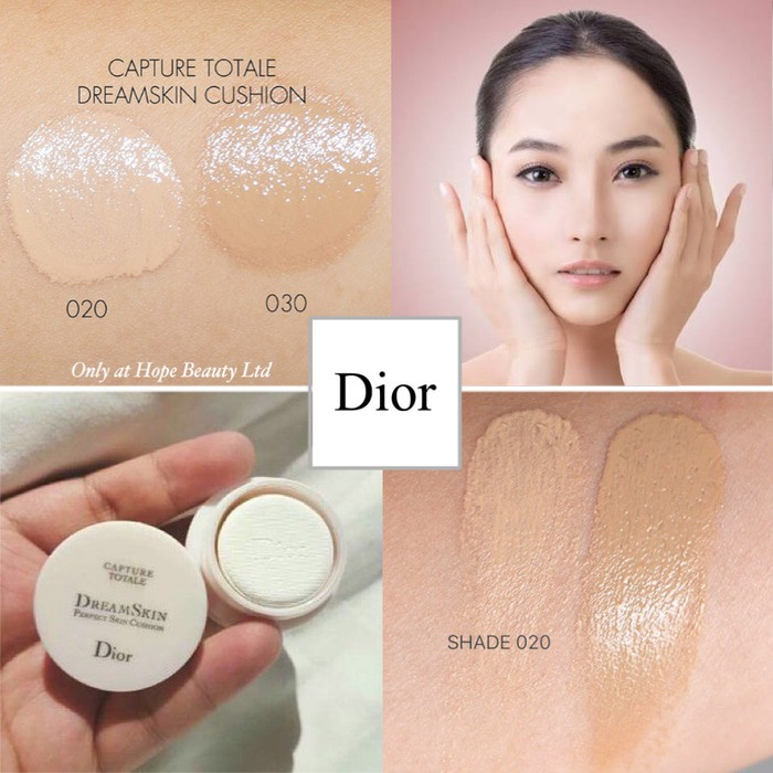 Dior Capture Totale Dreamskin Perfect Skin Cushion Spf 50 Travel Size