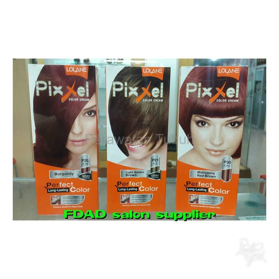 Promololanepixxel Color Perfectlong Lastingcat Rambutmade In Feves Cream Besar  60ml Thailand Shopee Indonesia