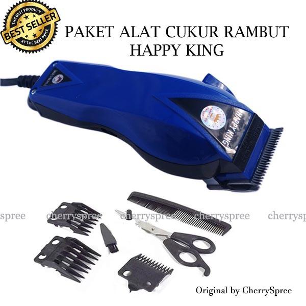 Happy King Mesin Alat Cukur Rambut Pria HK-900 Professional Hair Clipper  Trimmer Mesin Alat Cukur  a85816942a