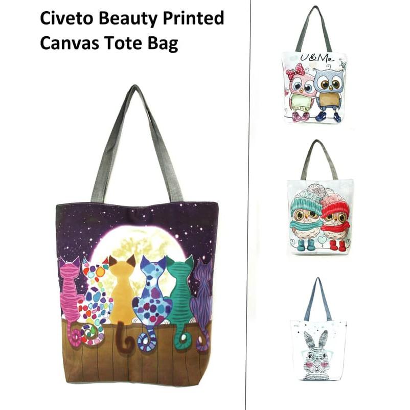 Tote Bag Canvas 3 Layer  af13fed4e552e