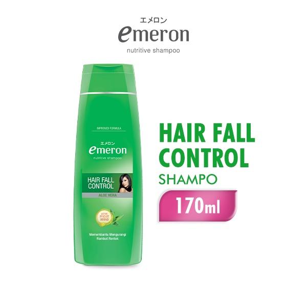EMERON Shampoo Hair Fall Control Botol 170ML