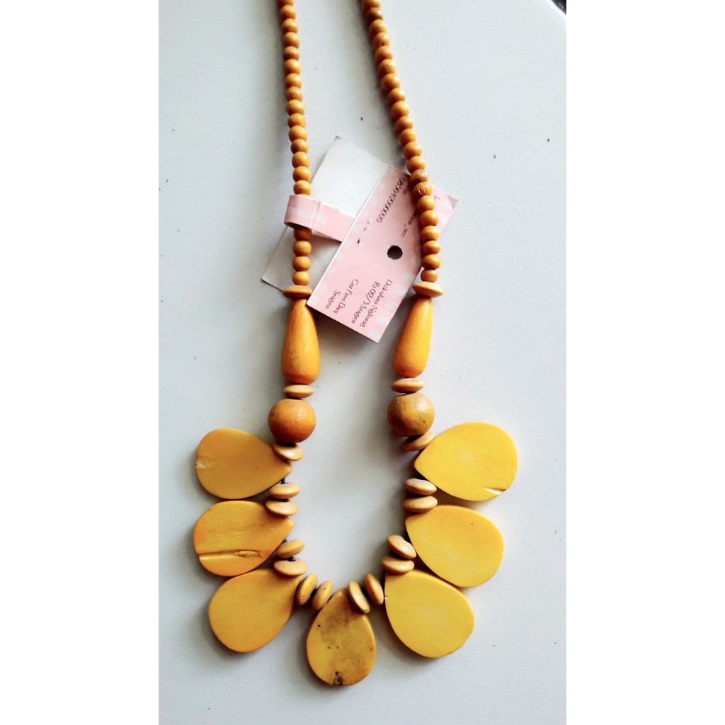 Kalung Shopee Indonesia Kn70890 Choker Bunga
