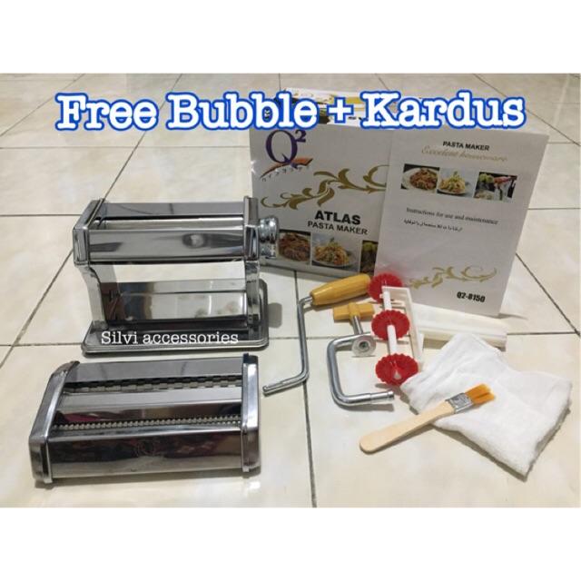 Pembuat Pasta Mie Molen Oxone Noodle Maker Machine OX355AM   Shopee Indonesia